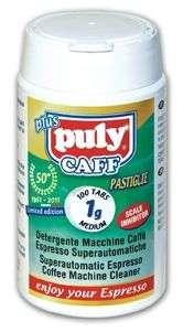 PULYCAFF BREW Tablet - Kahve Makineleri ve Servis Ekipmanları Temizleme Tableti  100Tablet- 1gr (10 X 10mm)