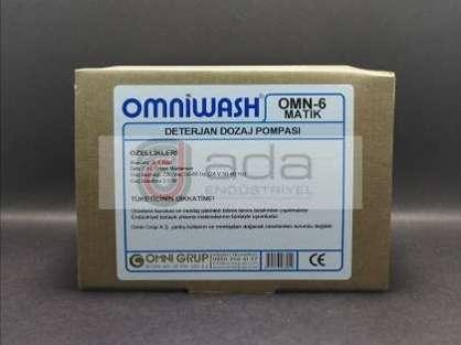 Omniwash Endüstriyel Bulaşık Makinesi Deterjan Dozaj Pompası